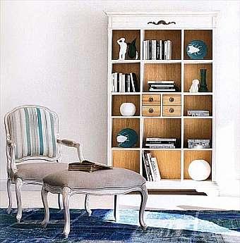 Книжный шкаф tonin casa arc en ciel asada - 1668. купить в н.
